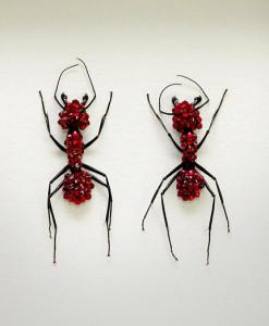 053_Ants_Red_FramedFULL